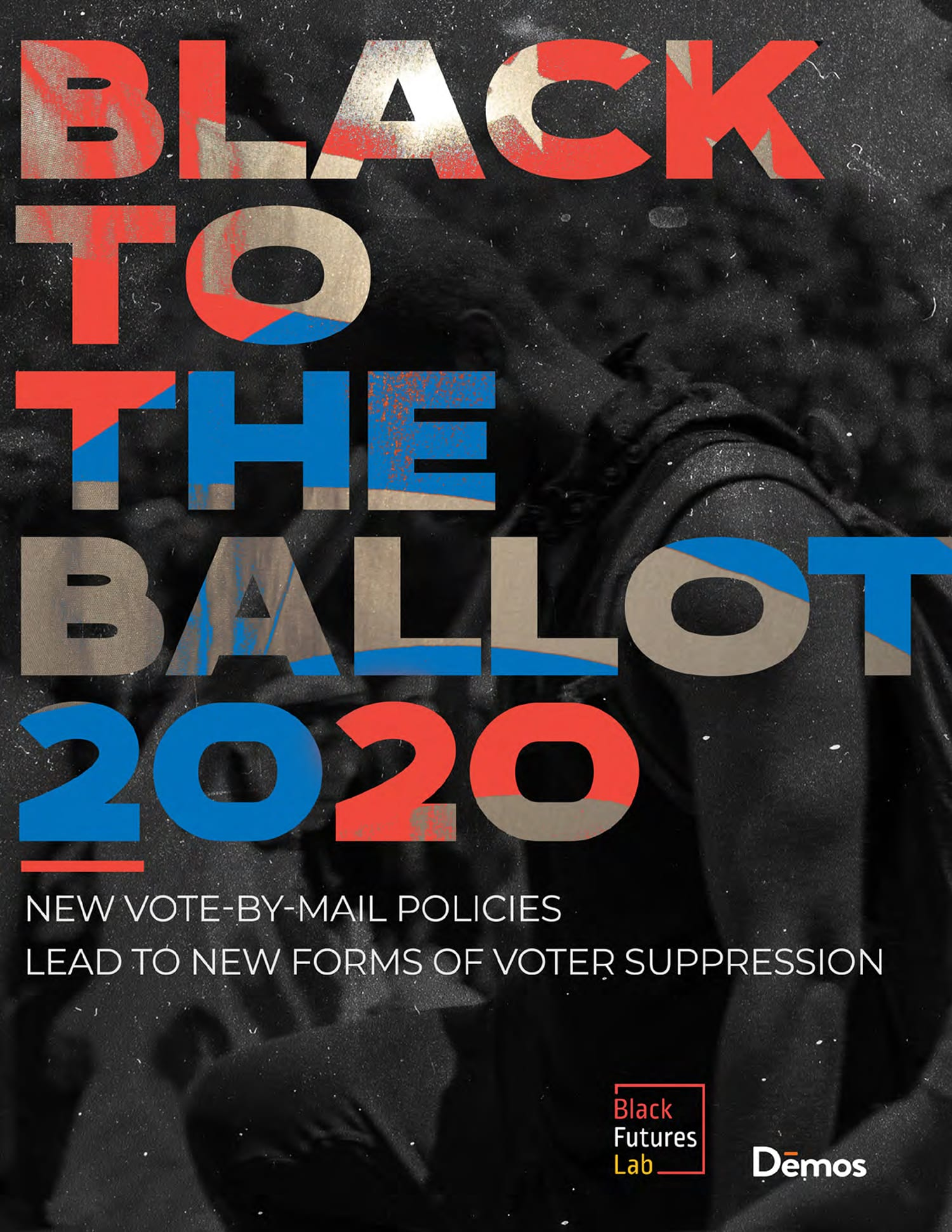 Black to the Ballot 2020 Report Cover